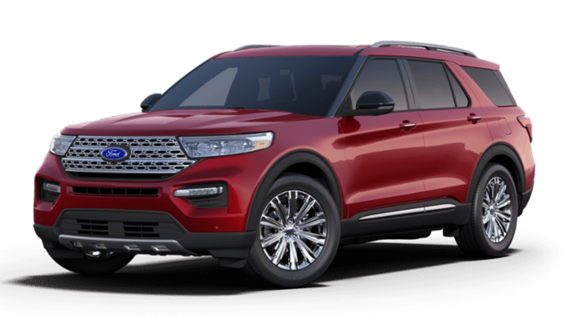 2020 Ford Explorer Limited SUV in Franklin, MA